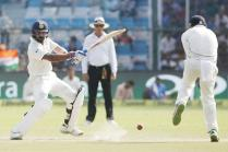 India vs New Zealand, 1st Test Live: India Declare at 377/5; NZ Need 434 Runs to Win