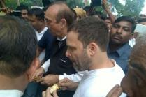 Defamation Case: Rahul Gandhi Makes his Appearance in Assam Court