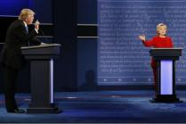 US Presidential Debate Live: I Will Release Tax Returns if Hillary Releases Deleted Emails, Says Trump