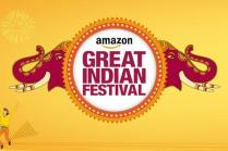 Amazon Great Indian Festive Sale: Top 5 Deals on Smartphones