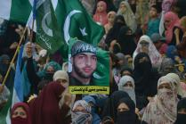 Salahuddin Seeks Help From Pak Military Pak Over Kashmir