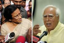 Rita Bahuguna Joshi a Migratory Bird Who Left With my Money: Kapil Sibal