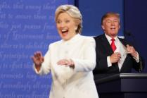 Hillary Clinton Beats Donald Trump in Final Presidential Debate