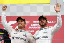 Lewis Hamilton and Nico Rosberg Feeling the Pressure, Says Toto Wolff
