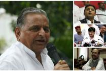Samajwadi Party Crisis Live: After Meeting with Shivpal and Mulayam, Akhilesh Asks Supporters Not to Shout Slogans