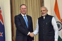 India, New Zealand Sign Three Agreements