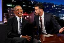 Barack Obama Trolls Donald Trump Over 'Mean Tweet' on Late Night TV