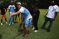 'Upbeat West Indies Test side not impacted by bad results'