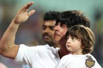 Shah Rukh Khan Shares Picture of Abram Celebrating Birthday Mid-Air