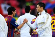 Cristiano Ronaldo Says He And Lionel Messi Are Not 'Friends'