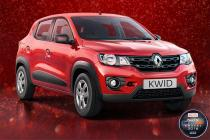 Renault Kwid Says 'Thank You India for the Overwhelming Response'