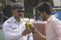 Watch: Traffic Cops Beat The Heat With Lipton's Refreshing Ice Tea