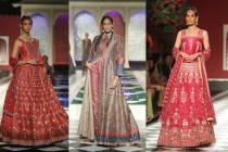 ICW, Day 2: Anita Dongre's Bohemian Touch Adds Magic To The Ramp