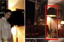 Hey Sanjay Dutt, It's Really Weird That You Have an 'Assault Rifle' Lamp