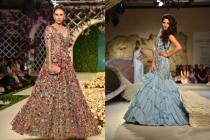 ICW, Day 4: Varun Bahl's Floral Prints, Gaurav Gupta's Multi-layered Skirts Steal The Show