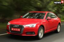 Audi A4 First Drive Review: A Tech Loaded Luxury Sedan