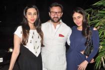 Eagerly Waiting for Kareena and Saif's Baby: Karisma Kapoor