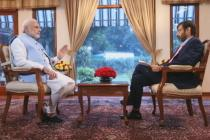 PM Modi Interview on Dalits, Black Money & Personal Life: Full Text and Video