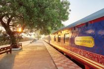Watch: The Stunning 360-degree View of India's Luxury Train The Deccan Odyssey