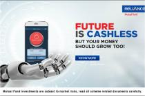 #FutureIsCashless, But Your Money Should Grow Too!