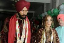 Yuvraj Singh, Hazel Keech Goa Wedding