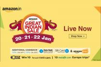 Amazon Great Indian Sale: Deals on OnePlus 3T, Moto G4 Plus, Lenovo Z2 Plus And More