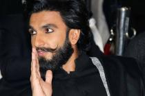 Did Ranveer Singh Just Give a Glimpse of His Look from Padmavati?