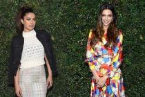 Priyanka Chopra, Deepika Padukone Turn The Heat Up At Pre-Oscar 2017 Party