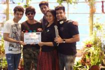 SRK Joins Sonakshi Sinha, Sidharth Malhotra On The Sets of Ittefaq