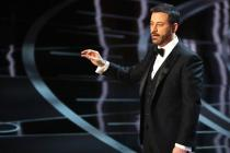 Jimmy Kimmel Thanks Donald Trump for Making Oscars Look Less Racist