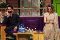 Kangana, Shahid Promote Rangoon on TKSS: 5 Laugh Out Loud Moments