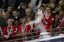 Zlatan Powers Manchester United to League Cup Glory