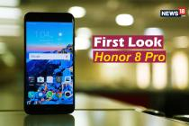 Honor 8 Pro First Look: The 6GB RAM Competitor to OnePlus 3t