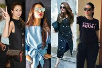 Kareena, Karisma, Malaika, Amrita Step Out In Style For Brunch, See Pics