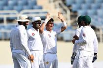 1st Test: Yasir Shah Spins Pakistan to Victory over West Indies