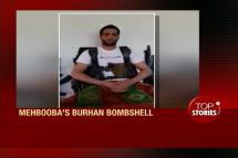 News 360: Mehbooba Mufti's Burhan Wani Bombshell & Much More