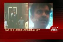 News360: Arrested Pak High Commission Staffer is on Payroll of ISI