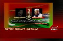 News360: Burhan Wani And Hafiz Saeed Link Exposed