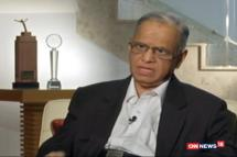 Virtuosity: Vir Sanghvi in conversation with N.R.Narayana Murthy
