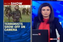 The Crux: A Tragic Contrast of Visuals from Kashmir