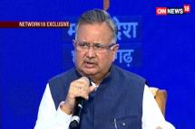 Rising Chhattisgarh 2017: Raman Singh Talks About Development Of The State