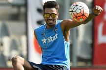 Hardik Pandya Impresses 'The Wall' Rahul Dravid With Mature Approach