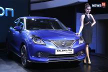 Maruti Suzuki Launches Baleno Alpha CVT For Rs 8.34 Lakhs