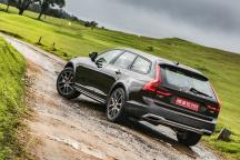 Volvo V90 Cross Country Test Drive Review