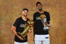 Kevin Durant Issues Warning, Says 'Me and Steph Will Only Get Better'