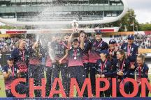 Women's World Cup 2017: Shrubsole Stars as England Stun India to Lift Title