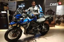 2017 Triumph Tiger Explorer Launched in India at Rs 18.75 Lakh