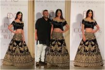ICW 2017 Day 2: Disha Patani Turns Showstopper For Manav Gangwani