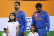 Sri Lanka vs India: National Anthems Won't Be Played In Remaining ODIs