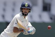 India vs Sri Lanka 2017, 2nd Test, Day 2, Nagpur: Hosts Reach 312/2, Lead by 107 at Stumps